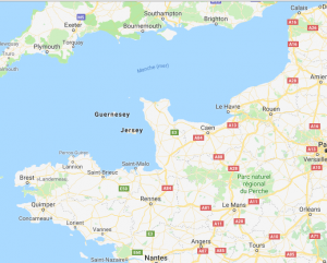 carte implantation des viviers du cap en france