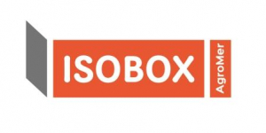 le logo isibox agromer